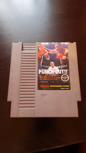 Mike Tyson's punch out nes