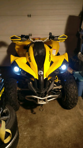 2009 Canam Renegade 500 for sale or TRADE