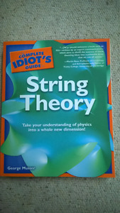 The Complete Idiot's Guide to: String Theory