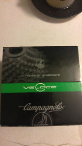 campagnolo veloce 9 speed cassette 13-26 ultra-drive