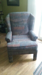 Free Wing back chair