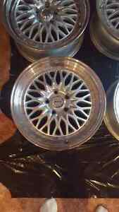 RTX SILVER Circuit Wheels (5x114.3) - Brand New Condition