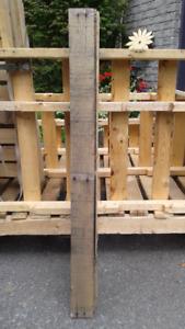 Reclaimed Pallet lumber