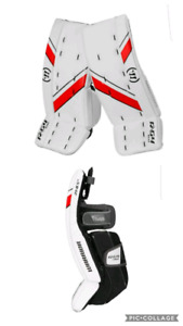 WANTED - YOUTH GOALIE PADS
