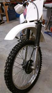 Xr 100 honda dirt bike