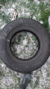 Arctic Claw Winter Tires 215/70R15 Used 1 Season