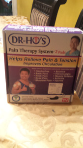 New in the Box Dr.Ho's Pain Therapy System 2 Pads