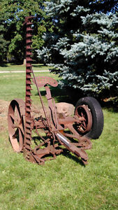 Antique Hay Sickle Mower Cambridge Kitchener Area image 3