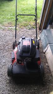 Yard machine self propelled mower