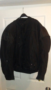 Mens Motorcycle Jacket and Chaps