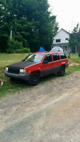 1997 Jeep Grand Cherokee Laredo VUS