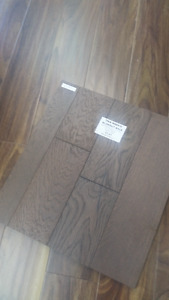 """Blow Out Sale - Panache 5"""" White Oak Brushed ENG. Flooring"""
