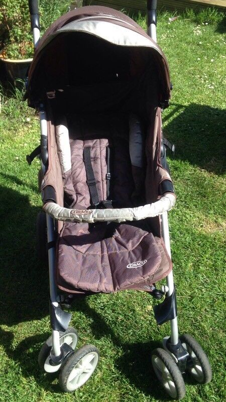Graco Buggy with Rain Cover