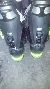Blackdiamond Factor 130 ski boots. Size 27.5