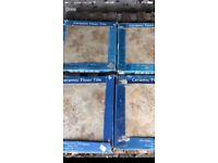 Bathroom/toilet/kitchen floor tiles