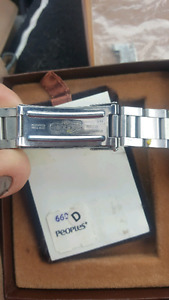 AUTHENTIC ROLEX ALL PAID OVER $9000