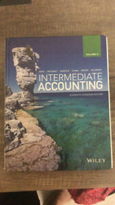 Intermediate accounting 11th Canadian edition - V2
