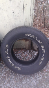 One newer Winter Tire!