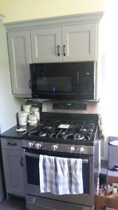 Parsons Cabinets / Kitchen Cabinets, Refacing,Remodelling Windsor Region Ontario image 6