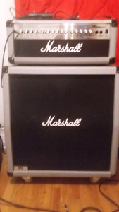 Marshall MG100HDFX Half Stack special edition 100 watts RMS