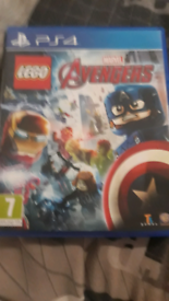 Lego game ps4