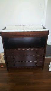 FREE Change Table Dresser