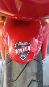 Taylor Racing Certified