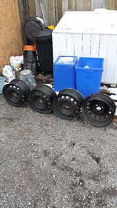 15 inch rims London Ontario image 1