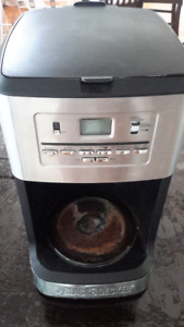 Black and Decker Coffee/Tea Maker
