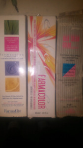 Professional Hair Dye New in boxes