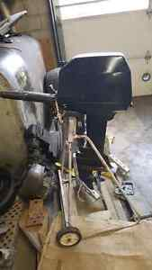 1994 Johnson 6.5 hp outboard