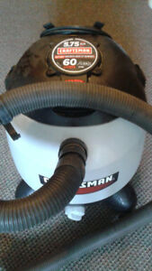 Craftsman Wet & Dry Vacuum Cleaner