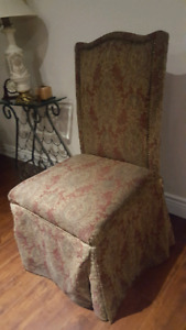 Bombay  4 Chairs ($95 each)