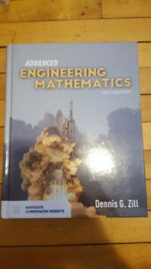 Advanced Engineering Mathematics $40 OBO