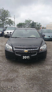 2011 Chevrolet Malibu LT Sedan 63000KM 2 YEAR WARRANTY INCLUDED