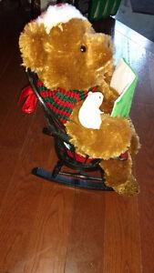 Story-telling Stuffed Holiday Bear Oakville / Halton Region Toronto (GTA) image 2