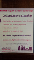 Cotton Dreams Cleaning ***Grey Highlands***