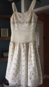 Formal Cocktail Dress- Youth Size