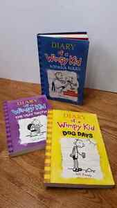 Diary of a Wimpy Kid - Books