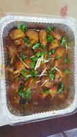 Food catering and tiffin services
