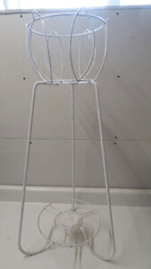 *** Wrought Iron Plant stand +++