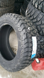 NEW LT37X12.5R20 AMP AT GRIPPER TIRES