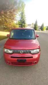 2009 Nissan cube .. great car