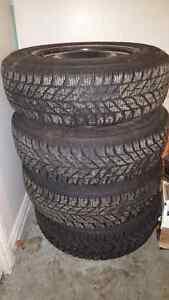 Snow Tires - 235/65/R17 Goodyear UltraGrip