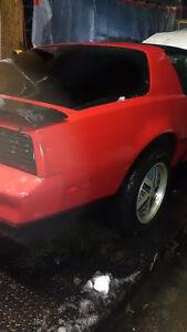 1982 Pontiac Trans Am project