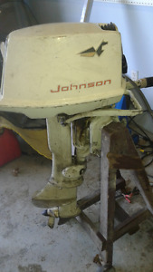 5.5 johnson outboard motor