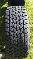 205/60R15 - 4 TOYO OBSERVE GO-2 Plus on 5 Bolt rims