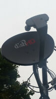 Satellite Installations / Service Calls / All Providers