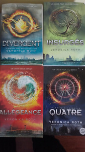 Series Divergence by Veronica Roth
