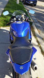 Extra clean great running Yamaha YZF Kitchener / Waterloo Kitchener Area image 6